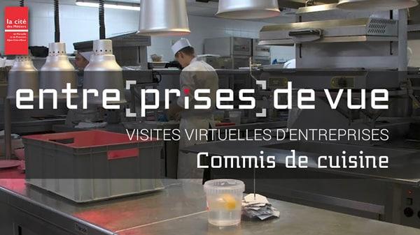 Entre[prises] de vue - Commis de cuisine