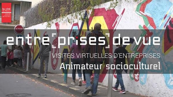 Entre[prises] de vue - Animateur-Socio-culturel