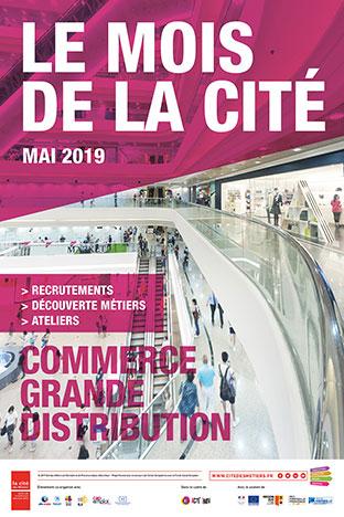 L'affiche du mois : Commerce et grande distribution