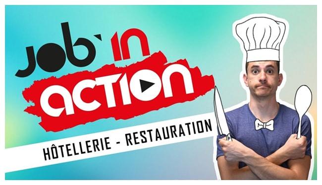 JobInAction Spécial Hôtellerie-Restauration-Tourisme