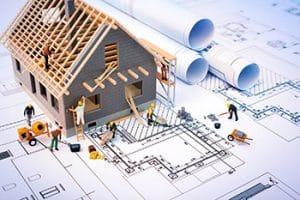 Plan d'installation de chantier, BTP