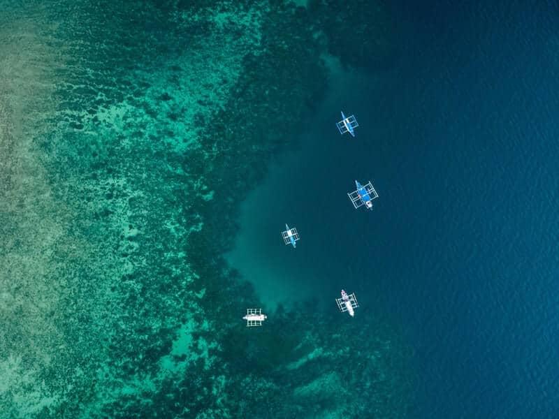 Des bateaux tech' pour une mer impec' ?