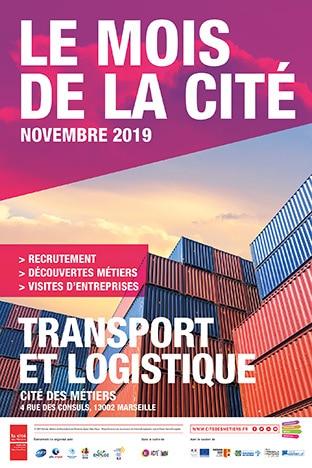 Le mois du transport et de la logistique