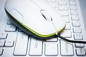 un souris ordinateur, Numérique