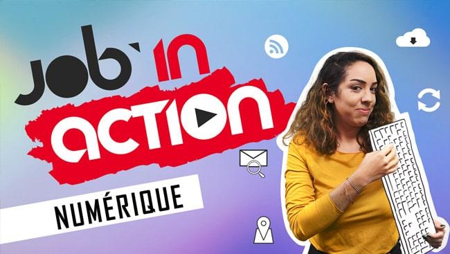 Job in action Numérique